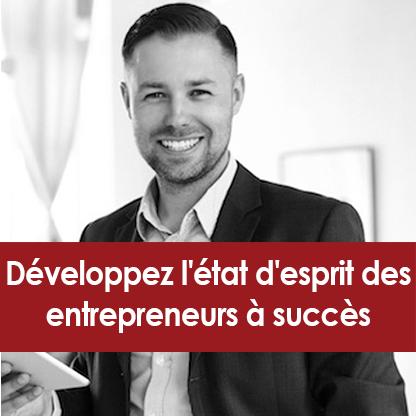 Développez l'esprit des entrepreneurs à succès